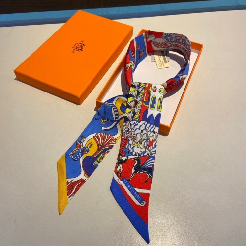 Replica Hermes Silk Scarf #854511 $32.00 USD for Wholesale