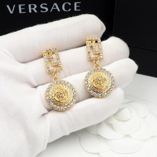 Versace Earrings #854564