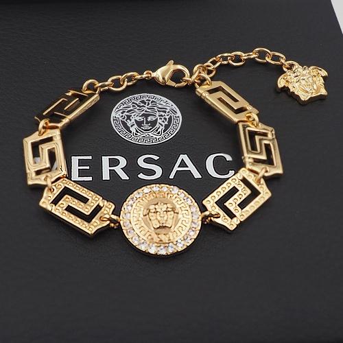 Versace Bracelet #854626 $32.00 USD, Wholesale Replica Versace Bracelet