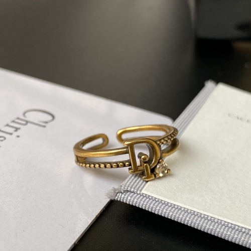 Christian Dior Ring #854638