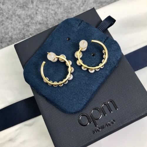 apm Monaco Earrings #854649