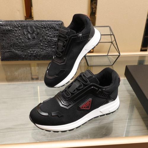 Prada Casual Shoes For Men #854695