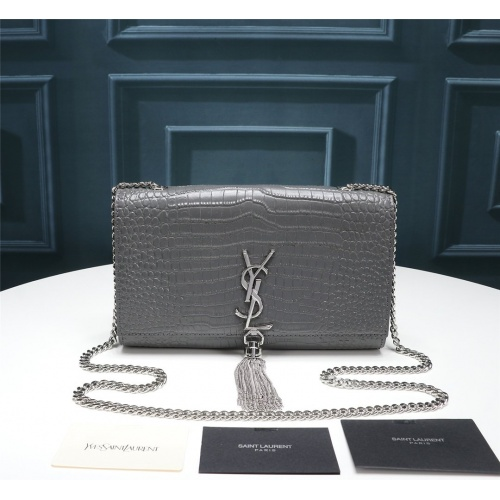 Yves Saint Laurent YSL AAA Messenger Bags For Women #854740 $100.00 USD, Wholesale Replica Yves Saint Laurent YSL AAA Messenger Bags