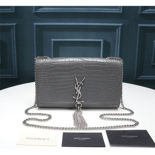 Yves Saint Laurent YSL AAA Messenger Bags For Women #854740