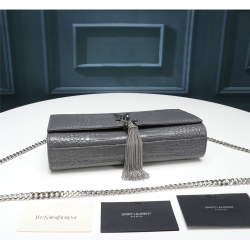 Replica Yves Saint Laurent YSL AAA Messenger Bags For Women #854740 $100.00 USD for Wholesale