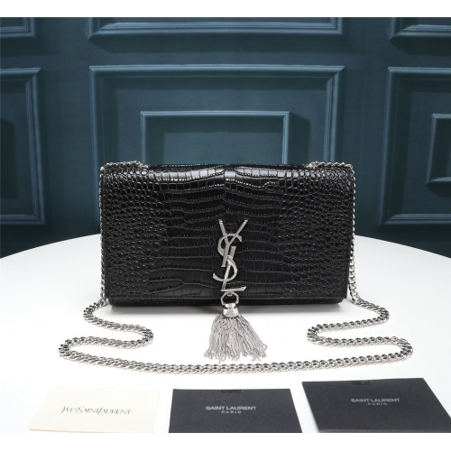 Yves Saint Laurent YSL AAA Messenger Bags For Women #854741 $100.00 USD, Wholesale Replica Yves Saint Laurent YSL AAA Messenger Bags