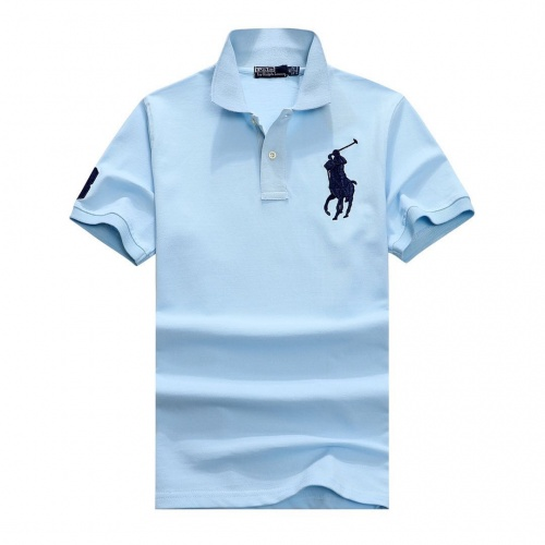 Ralph Lauren Polo T-Shirts Short Sleeved For Men #854743