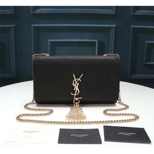 Yves Saint Laurent YSL AAA Messenger Bags For Women #854752 $100.00 USD, Wholesale Replica Yves Saint Laurent YSL AAA Messenger Bags