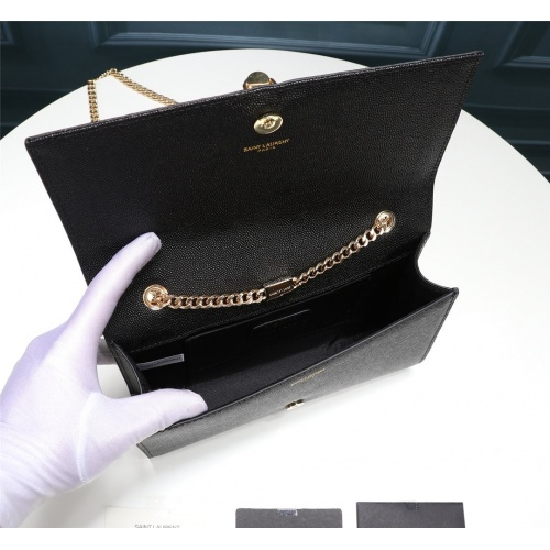 Replica Yves Saint Laurent YSL AAA Messenger Bags For Women #854752 $100.00 USD for Wholesale