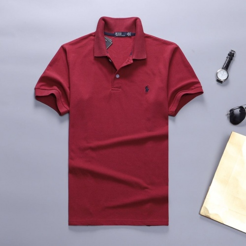 Ralph Lauren Polo T-Shirts Short Sleeved For Men #854755