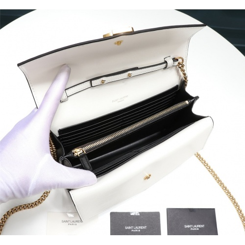 Replica Yves Saint Laurent YSL AAA Messenger Bags For Women #854763 $100.00 USD for Wholesale