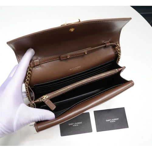 Replica Yves Saint Laurent YSL AAA Messenger Bags For Women #854764 $100.00 USD for Wholesale
