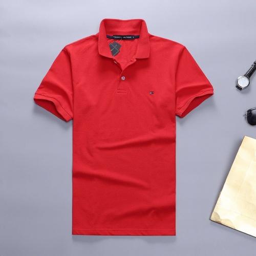 Tommy Hilfiger TH T-Shirts Short Sleeved For Men #854767