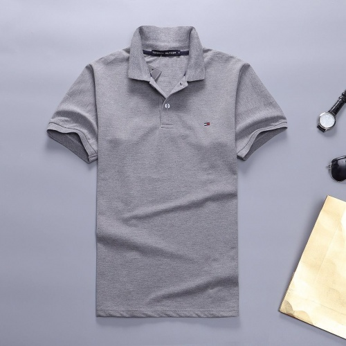 Tommy Hilfiger TH T-Shirts Short Sleeved For Men #854768