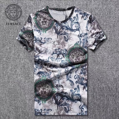 Versace T-Shirts Short Sleeved For Men #854772