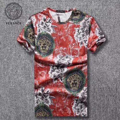 Versace T-Shirts Short Sleeved For Men #854773