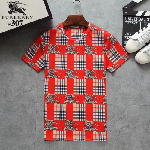 Burberry T-Shirts Short Sleeved For Men #854797