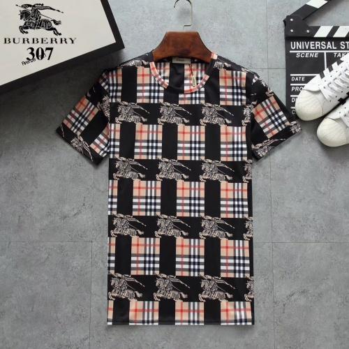 Burberry T-Shirts Short Sleeved For Men #854798