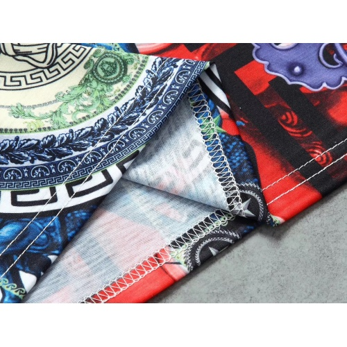Replica Versace T-Shirts Short Sleeved For Men #854808 $25.00 USD for Wholesale