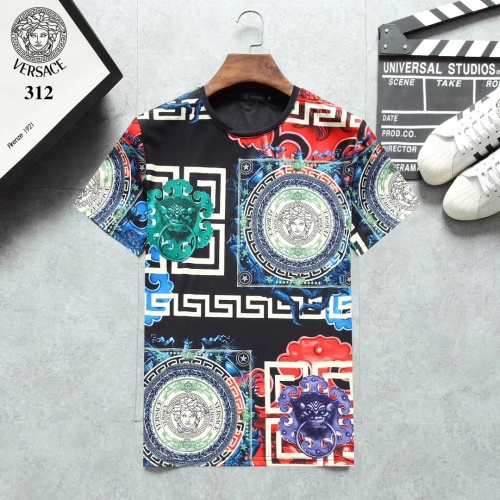 Versace T-Shirts Short Sleeved For Men #854810