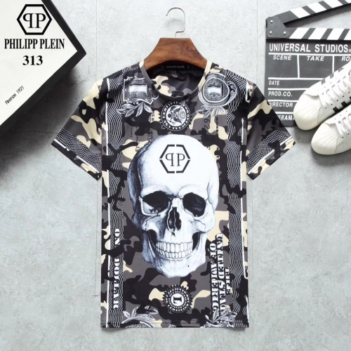 Philipp Plein PP T-Shirts Short Sleeved For Men #854814