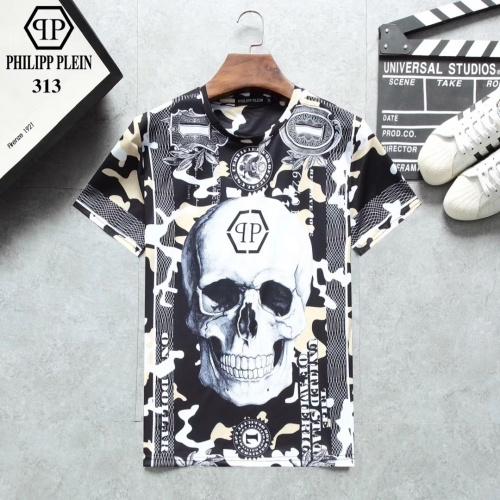 Philipp Plein PP T-Shirts Short Sleeved For Men #854816