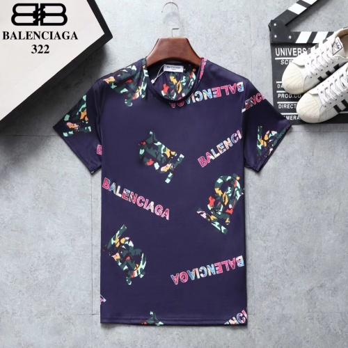 Balenciaga T-Shirts Short Sleeved For Men #854829