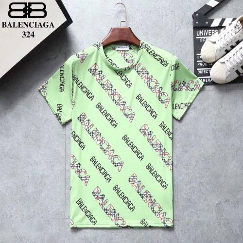 Balenciaga T-Shirts Short Sleeved For Men #854833