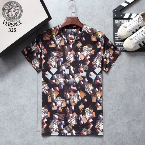 Versace T-Shirts Short Sleeved For Men #854850