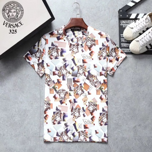 Versace T-Shirts Short Sleeved For Men #854851