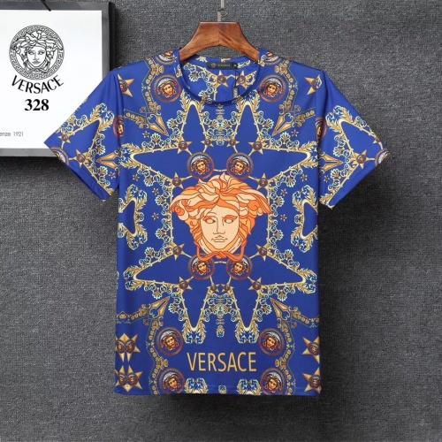 Versace T-Shirts Short Sleeved For Men #854854