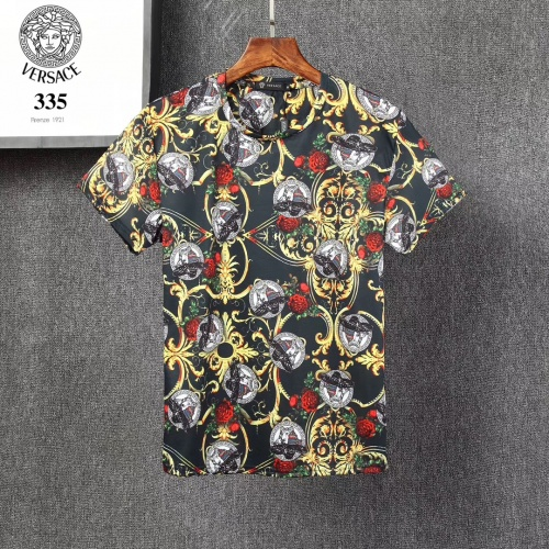 Versace T-Shirts Short Sleeved For Men #854860