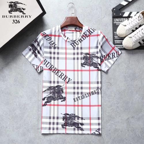 Burberry T-Shirts Short Sleeved For Men #854871