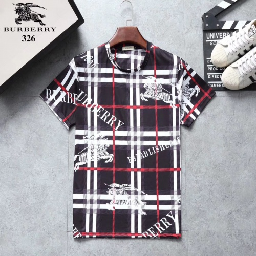 Burberry T-Shirts Short Sleeved For Men #854872