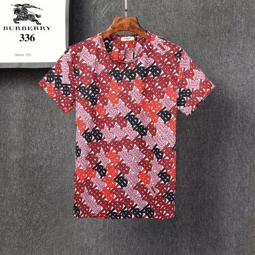 Burberry T-Shirts Short Sleeved For Men #854874