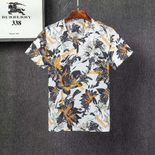 Burberry T-Shirts Short Sleeved For Men #854879