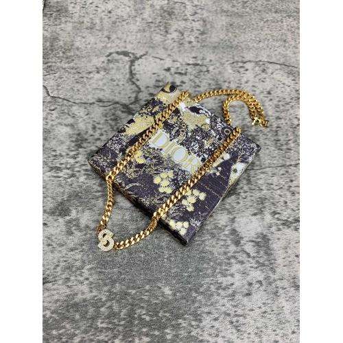 Christian Dior Necklace #854913 $41.00 USD, Wholesale Replica Christian Dior Necklace