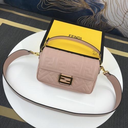 Fendi AAA Messenger Bags For Women #854931