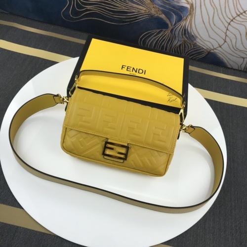 Fendi AAA Messenger Bags For Women #854933