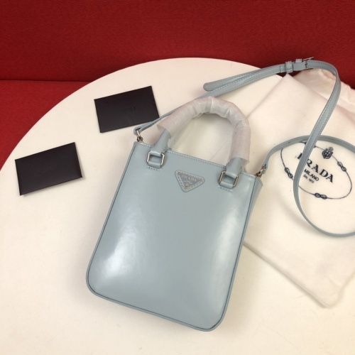Prada AAA Quality Messeger Bags For Women #854938