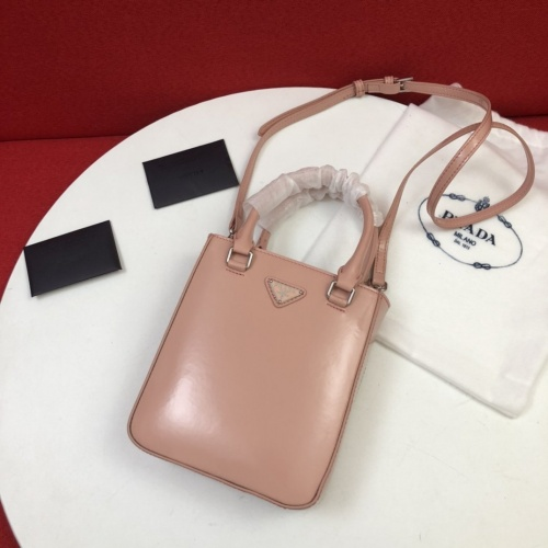 Prada AAA Quality Messeger Bags For Women #854940