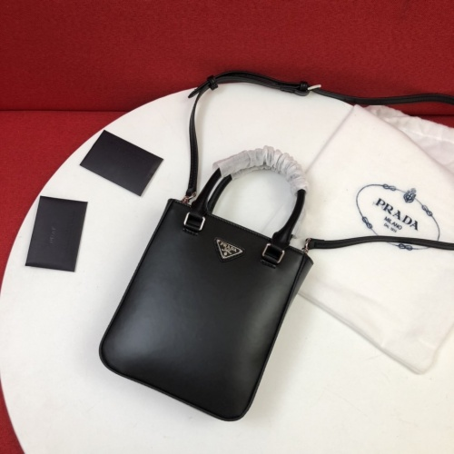 Prada AAA Quality Messeger Bags For Women #854943 $88.00 USD, Wholesale Replica Prada AAA Quality Messeger Bags