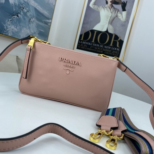 Prada AAA Quality Messeger Bags For Women #854949 $88.00 USD, Wholesale Replica Prada AAA Quality Messeger Bags