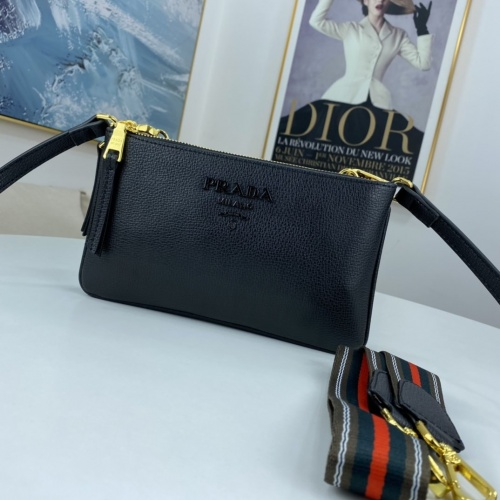 Prada AAA Quality Messeger Bags For Women #854950 $88.00 USD, Wholesale Replica Prada AAA Quality Messeger Bags