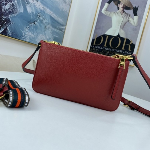 Replica Prada AAA Quality Messeger Bags For Women #854951 $88.00 USD for Wholesale