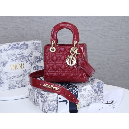Christian Dior AAA Quality Messenger Bags For Women #855002
