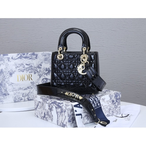 Christian Dior AAA Quality Messenger Bags For Women #855003 $88.00 USD, Wholesale Replica Christian Dior AAA Quality Messenger Bags