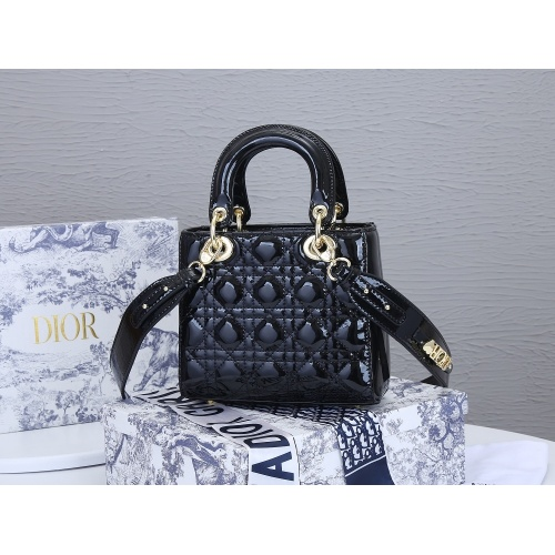 Replica Christian Dior AAA Quality Messenger Bags For Women #855003 $88.00 USD for Wholesale