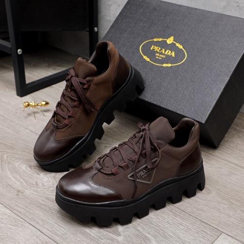 Prada Casual Shoes For Men #855037