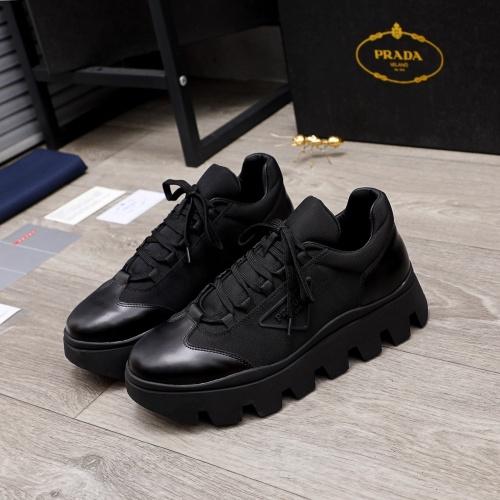 Prada Casual Shoes For Men #855038